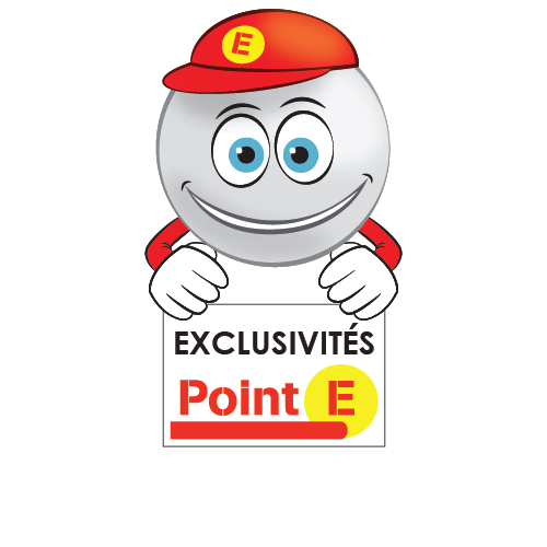Exclusivités Point-E