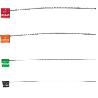 Scellés Câbles Métalliques ALUTEC