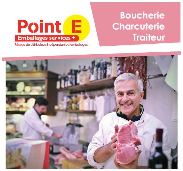 Catalogue Point-E 2017 - Boucherie