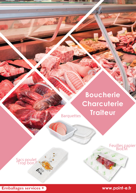 Catalogue Point-E 2018 - Boucherie