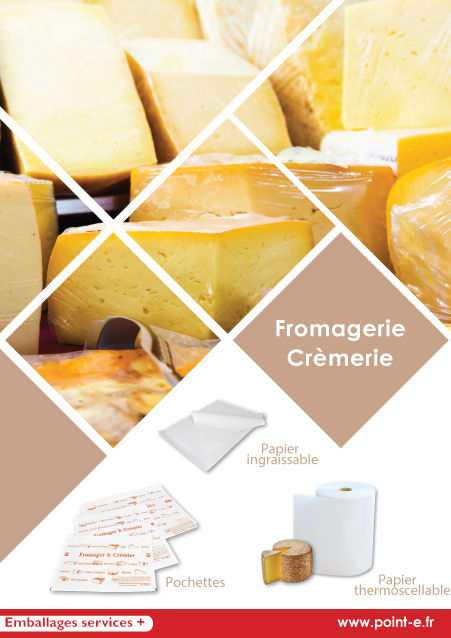 Catalogue Point-E 2018 - Fromagerie