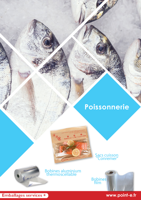 Catalogue Point-E 2018 - Poissonnerie